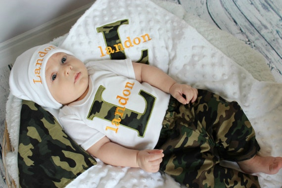 Baby boy clothes personalized baby boy outfit monogram baby like this item negle Image collections