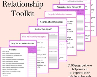 The Relationship Toolkit