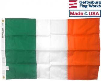 IRELAND FLAG - Made in the USA!