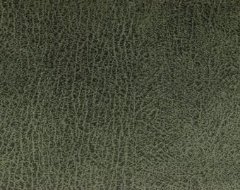 Artificial leather in antique optic Maro dark grey (14.50 EUR/meter)