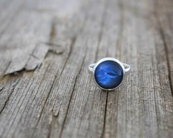 Neptune, Neptune bijoux, bague de Neptune, espace, espace Ring, planètes, planète anneau, Planet bijoux, système solaire, système solaire Ring, Blue Ring