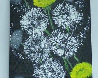 "Pretty picture ""dandelions flowers"""