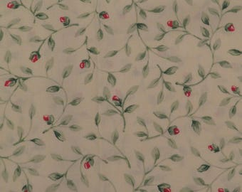Set of 2 Vintage Floral pillowcases