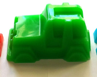 Soap - Truck - Jeep - Car - Vehicle -  Party Favors - Soap for Boys - Free U.S. Shipping - Gift for Man
