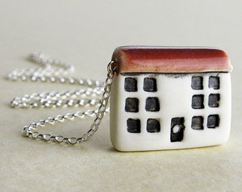 Tenement House Necklace