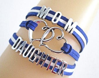 Mom - Daughter Bracelets