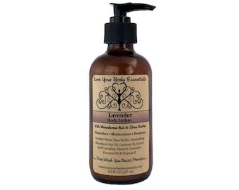Organic lavender lotion lavender pump lotion lavender body lotion lavender lotion lavender body cream aromatherapy lotion best lotion