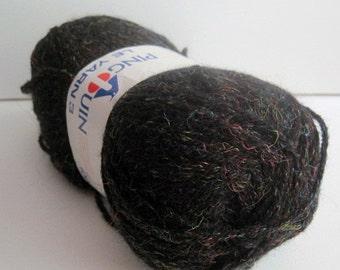 one skein of Pingouin le yarn 3 yarn destash