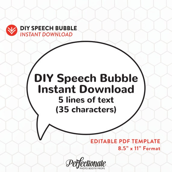 photo booth speech bubble template - photo booth speech bubble template image collections