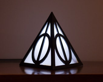Lumos: The Deathly Hallows Lamp