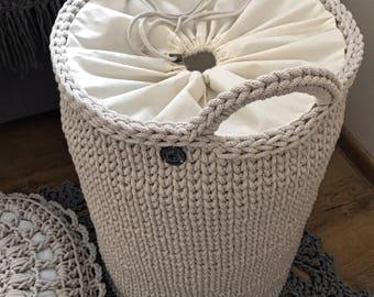 BIG BAG LUX basket