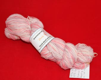 Candy Floss 4 ply sock yarn