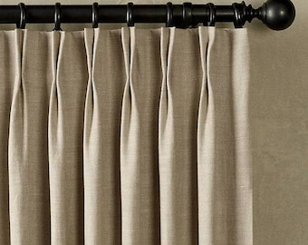 Pleated window curtains, Pinch pleated drapes, Pleated draperies, Pinch pleated curains, Pinch pleated draperies, Window curtains, Valances