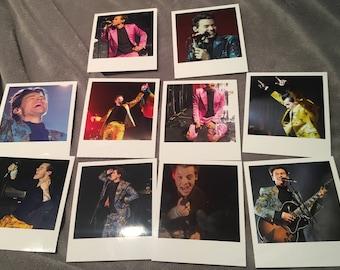 Harry Styles Tour Polaroids Set of 10