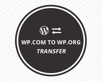 Wordpress.com to Wordpress.org Content Transfer Service
