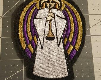 Custom Angel Patch/applique