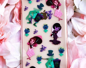 Haunted Mansion/ ghosts/ phone case/ iphone