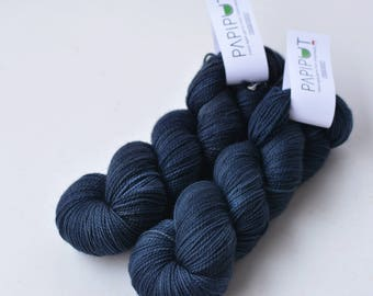 Hand Dyed Papiput Tough Sock Yarn - Pahawang