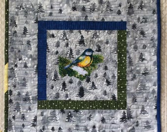 Dreaming of Spring Wall Quilt