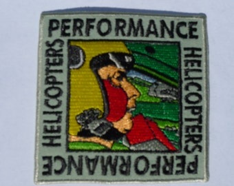 helicopter patches