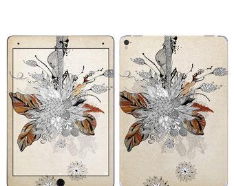 iPad Skin - Fall Floral by Iveta Abolina - for iPad mini, iPad Pro, iPad Air, Retina - Sticker Vinyl Decal
