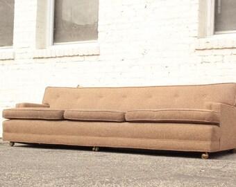 Mid Century Vintage Sofa