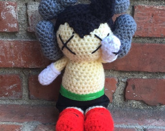 Kaws Astroboy doll