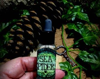 Bottle  Small Sea Spider Poison Bottle Halloween Decor