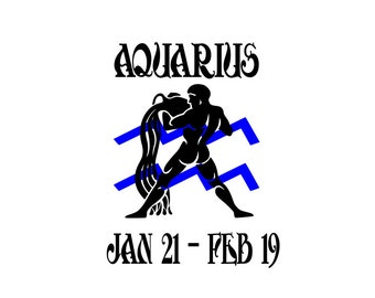 Aquarius Zodiac Sign, Horoscope, January zodiac, February Zodiac