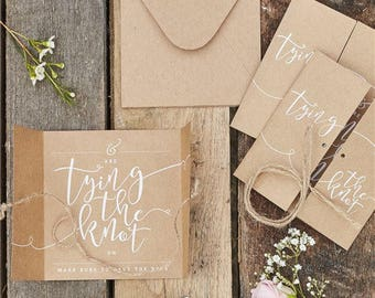 Rustic Country Save The Date Invitations -Wedding Day- Mr and Mrs- Mr and Mr- Mrs and Mrs -Save the date
