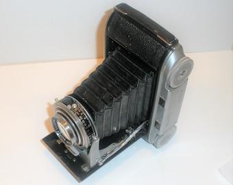 VOIGTLANDER BESSA II Camera / Color Skopar / 105MM / F:3.5 Lens / Circa 1950's / Clean / Very Collectible / Made in Germany / apt1