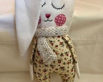 Miss Bunny Plushie