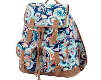 Personalized Backpacks, Monogrammed Backpack, Emerson, Campus LARGE size monogram Monogrammed, High school backpack,
