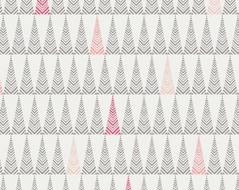 One Yard Cut - Tree Farm in Candied - Little Town by Amy Sinibaldi for Art Gallery Fabrics -  Quilters Cotton