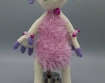 Amigurumi Monster - jewel