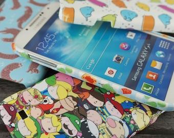 SALE *** Cute Animals Phone Case - Cat Otter Fox Dinosaur Kiwi Nintendo - iPhone 4 / 4S / 5 / 5S / 5C / SE / 6 / 6S, Samsung S4, HTC One M8