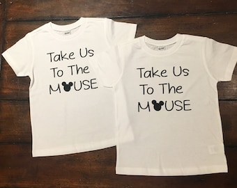 Take Us To The Mouse