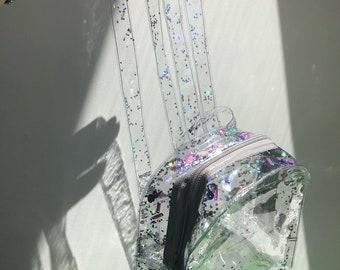 Little transparent pvc bag