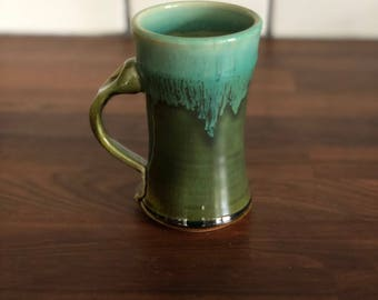 Ceramic Straight Mug