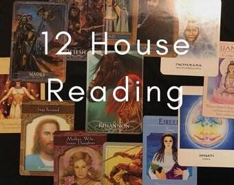 12 House Reading