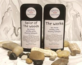Natural Deodorant Stick, Natural Deodorant, Non Toxic Deodorant, Aluminum Free Deodorant, Womens Deodorant, Mens Deodorant