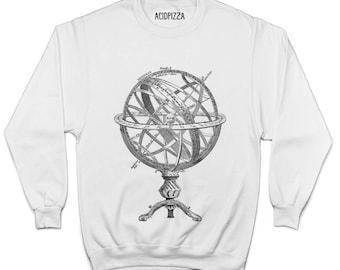Vintage Globe Sweatshirt
