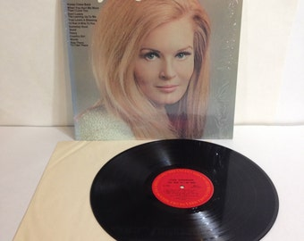 Lynn Anderson Stay There 'Til I Get There Vintage Vinyl Record Album LP 1970 Columbia Records CS 1025