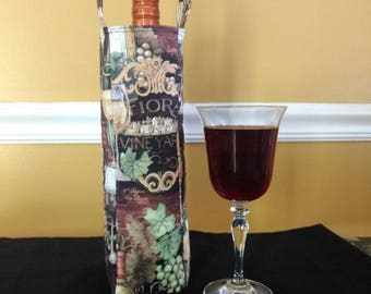 Wine or Bottle Tote