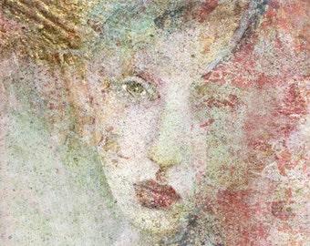 Ramona - Fine Art Print by Chopoli
