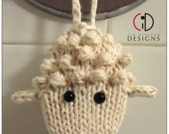 Wooly Soap on a rope knitting pattern