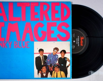 Altered Images - Pinky Blue (1982) Vinyl LP; I Could Be Happy