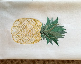 HOSPITALITY - Pineapple Kitchen Towel, Tea or Bar Towel, Hand or Guest Towel
