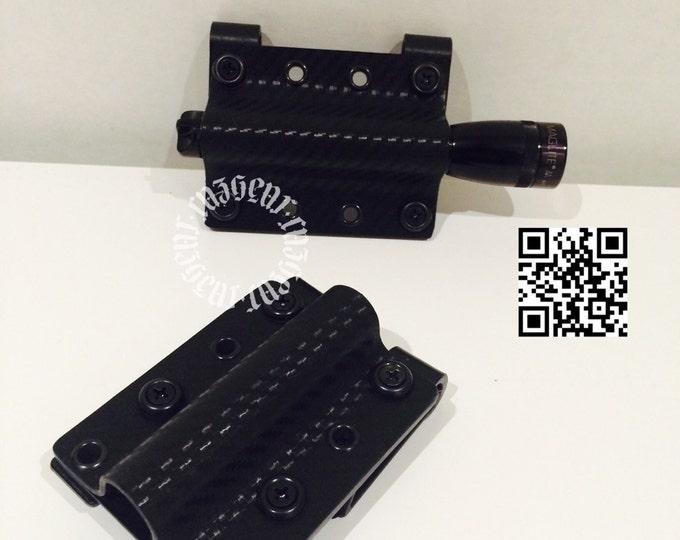 Black Knight Mini Mag-Light Case