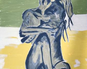 Striped Lady